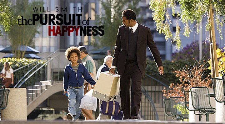 Štěstí na dosah / The Pursuit of Happyness, The (2006)