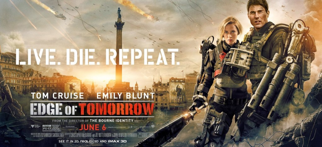 Na hraně zítřka / Edge of Tomorrow (2014)