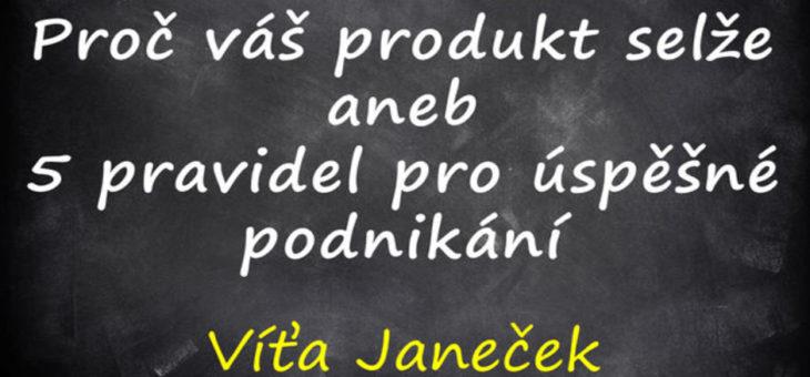 Ověřování nápadu a tvorba produktu