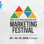 Zápisky z konference Marketing festival 2016