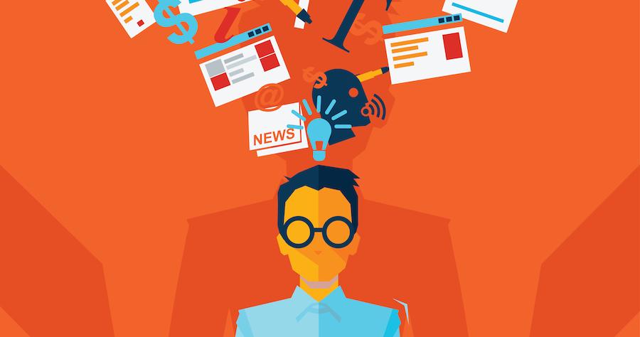Druhy obsahu pro obsahový marketing
