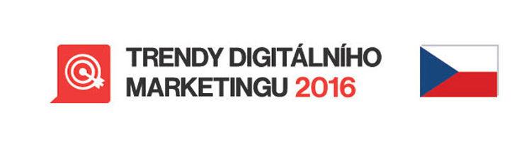 INFOGRAFIKA: Trendy digitálního marketingu 2016