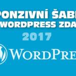 Responzivní šablony pro WordPress zdarma