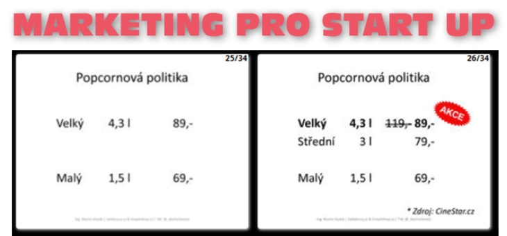 Účinný marketing pro Start up