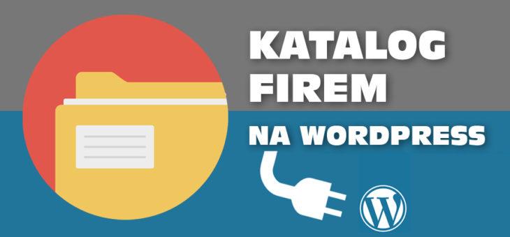 Katalog firem na platformě WordPress