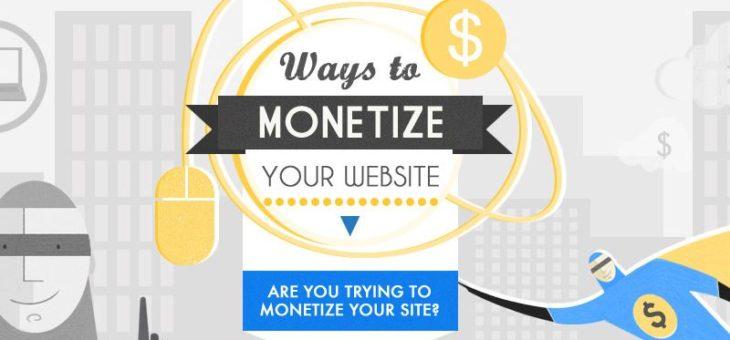 [INFOGRAFIKA] Monetizace blogu
